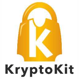 KryptoKit bitcoin портфейл