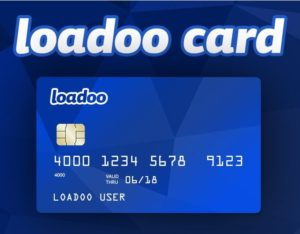 loadoo plastic debit card