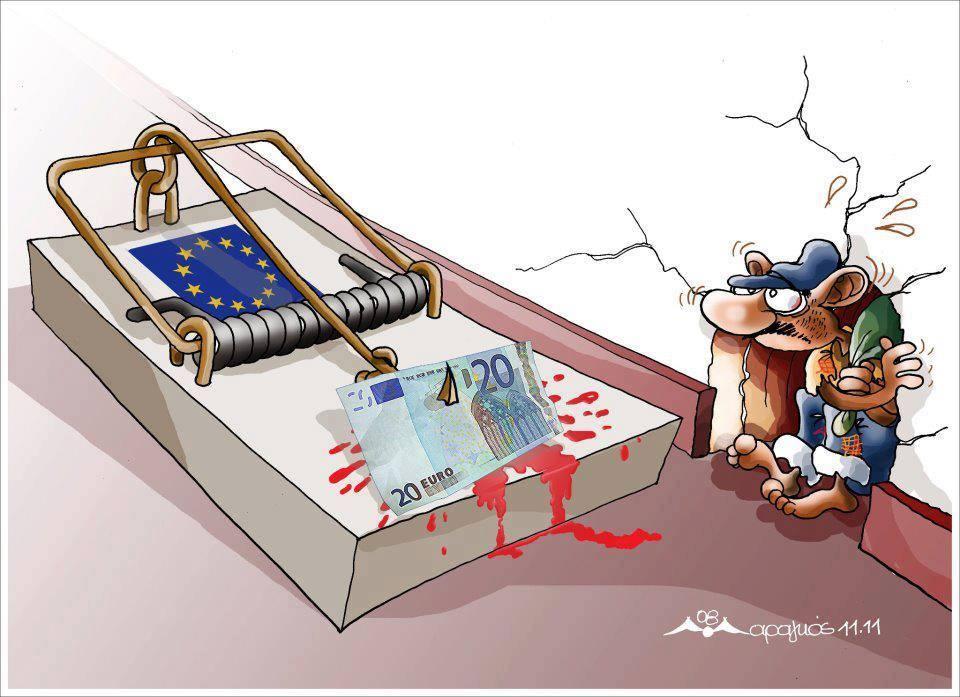 european union trap