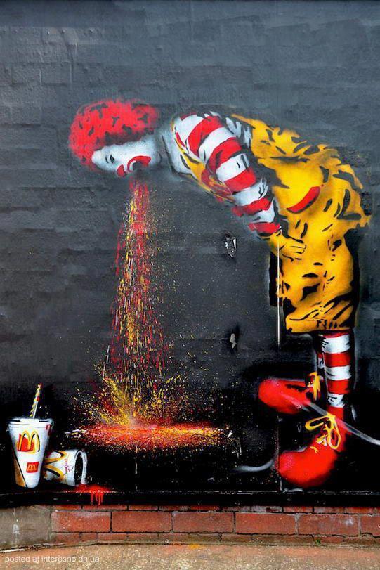 mcdonalds povarnia
